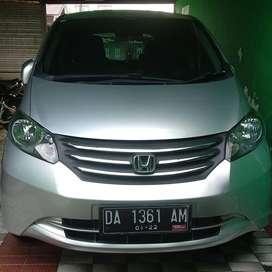 Dijual Honda Freed PSD 2012