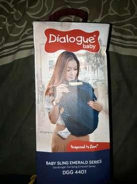 Gendongan Dialogue Baby Lengkap