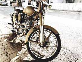 VIp number 500 cc royal Enfield all new condition