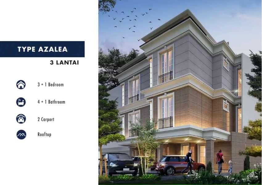 DIJUAL RUMAH DI JAKARTA SELATAN PRIME HOME DESIGN MODERN MINIMALIS 0