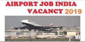 Full time Job in Airport