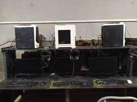 PC GAMING cor i 3 ram 8g dan 4g 11 unit