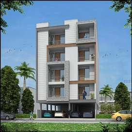 READY TO SHIFT 3 BHK FLAT FOR SALE Rs. 24.61 Lac at JAGATPURA