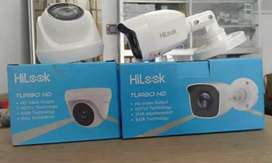 Pasang instalasi kamera CCTV + pasang langsung pantau HP