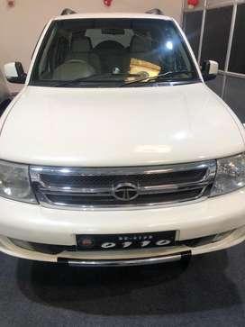 Tata Safari 4x2 EX DICOR BS-III, 2012, Diesel