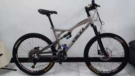 Sepeda Yeti 575 Alloy + carbon