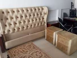 Doubl bed new