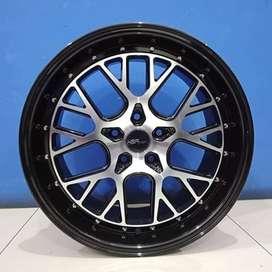 Velg Mobil Rush, Ertiga, Luxio dll Ring 18 HSR Wheel ILAGA BMF