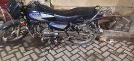Splender for sell 40000 km 2012 model Hr26