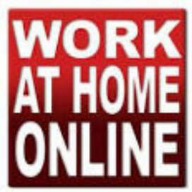 Free online part- time home based job