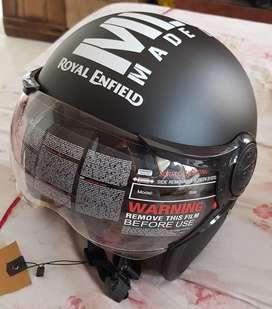Royal Enfield Helmet Matt Black Original