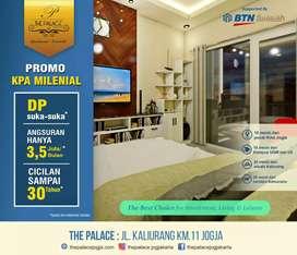 Apartemen 0610 ! Hunian Nyaman The Palace Yogyakarta view kota