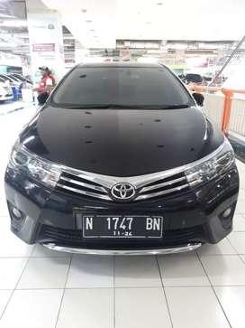 Toyota Altis 1.8 V Matic  2014 istimewa terawat