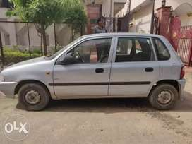 Maruti Zen old model(2013) RC expired but ok working condition