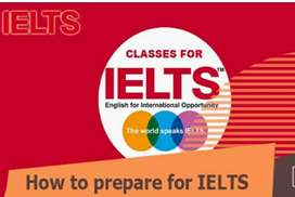 IELTS personal tutions