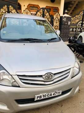 Toyota Innova 2007 first owner Diesel 188000 Km Driven