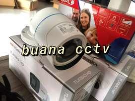 FULL SET CCTV CAMERA ALL BRAND 2MP FULL SET