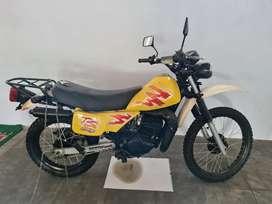 For sale TS125 1996 plat S pajak mati