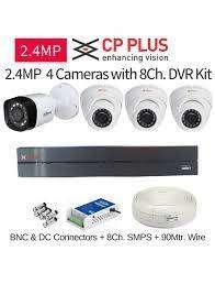 4CCTV COMBO CP PLUS