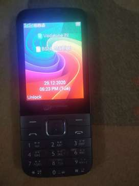 Almost new micromax handset