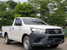 Toyota Hilux 2.5 Single Cabin/Pick Up Manual Pakai 2019, NIK 2018