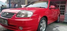 Hyundai Avega 2010 plat BA pajak hidup
