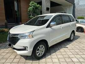 Toyota Avanza 1.3 G A/T 2016 tangan pertama