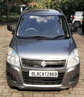Maruti Suzuki Wagon R LXI, 2018, CNG & Hybrids