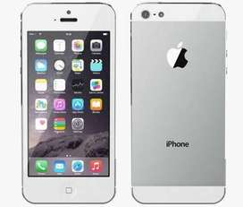 iPhone 5s, Silver, 16gb, excellent condition