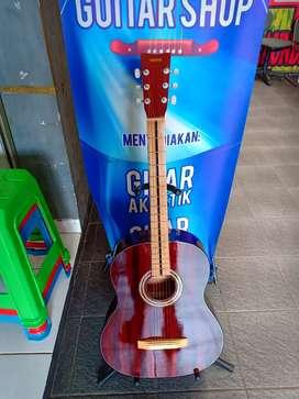 Akustik gitar awal bulat