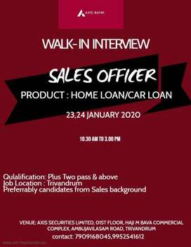 sales officer
