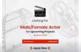 Female models/actress required for English video song shooting surat