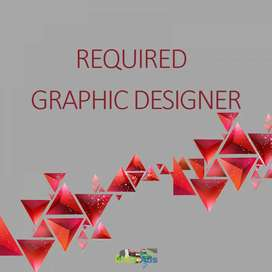 Required graphic designer for printing press