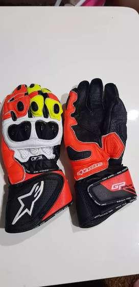 Sarung tangan balap alpinestar