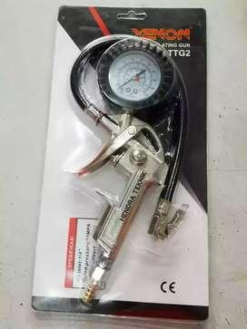 Tire inflator XENON Air Pressure Gun Pengisi isi Ukuran Angin Ban COD