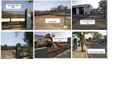 Bunglow Sanction Plot 2285 Sq.ft for Sale in Anantsrishti; Kanhe Phata