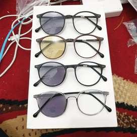 Diskon 50% Frame dan Lensa