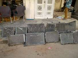 Radiator's in good condition