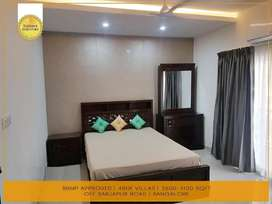3 BHK Villas for Sale in Heriitage Signature at Shanti Nagar