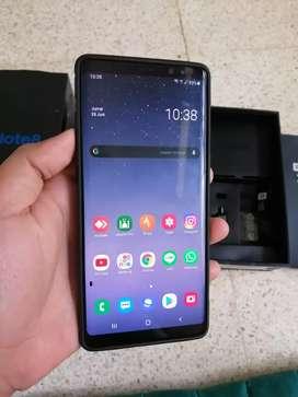 Samsung note 8 Sein 6/64GB fullset