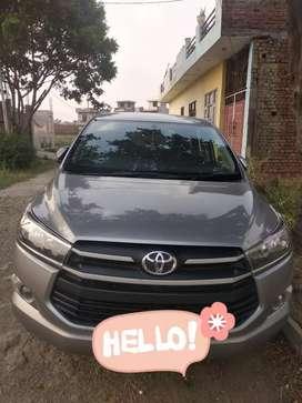 Toyota Innova Crysta 2019, PB01