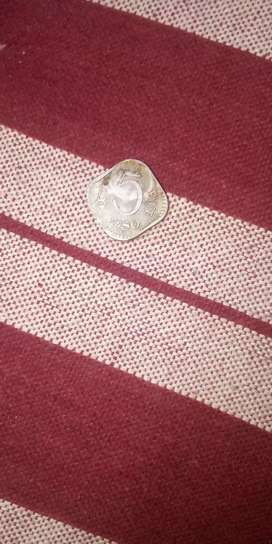 It's a rare Indian old coin