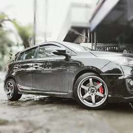 Velg mobil bisa buat Avanza Xenia Mobilio Yaris jazz Mazda dll