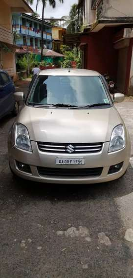 Maruti Suzuki Swift Dzire 2010 Petrol Well Maintained