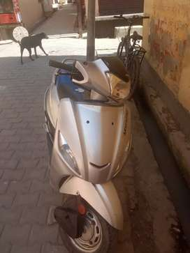 Good scooty and less price