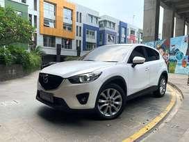 [OLX Autos] Mazda CX5 2.5 Bensin A/T 2015 Putih #AutoLuxury