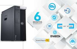 Dell T5600 workstation computer system server laptop with warranty etc