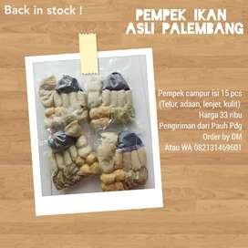 Pempek Frozen Asli Palembang