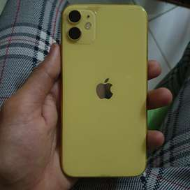 Iphone 11 128GB(PTA Approved)