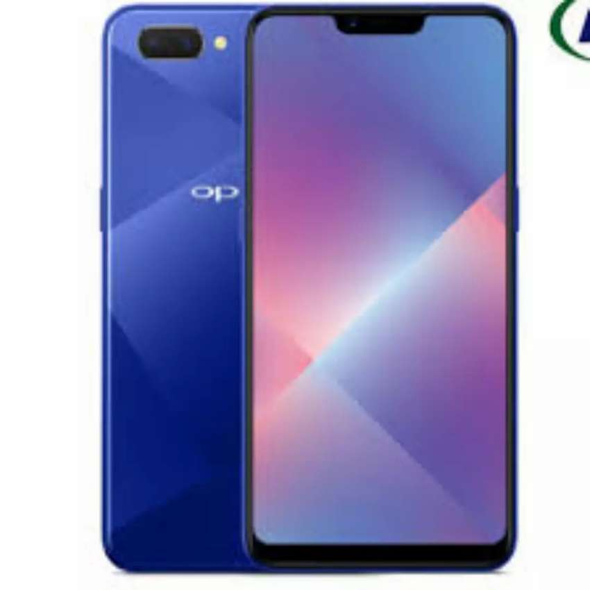 Oppo a5s new condition 10/10 4 month warranty 3/32 0